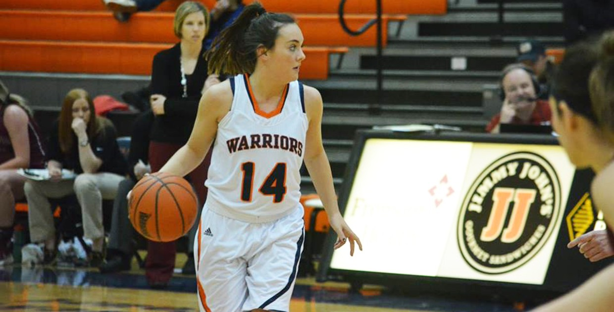 Photo for Lady Warriors' offense sputters in second straight loss