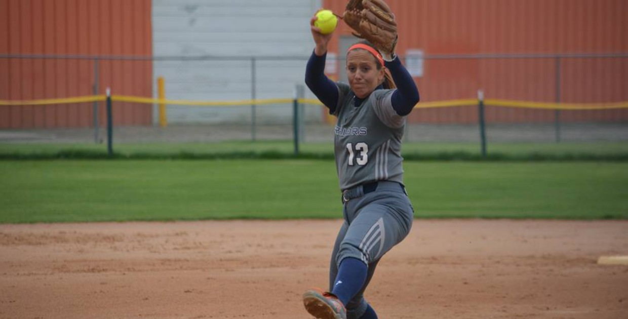 Photo for Lady Warriors open softball season with sweep
