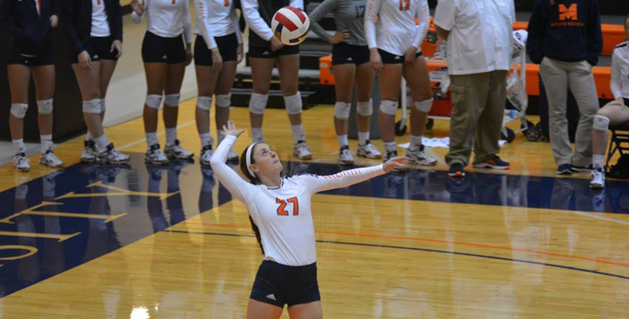 Photo for No. 1 Midland volleyball sweeps CSM, remains undefeated