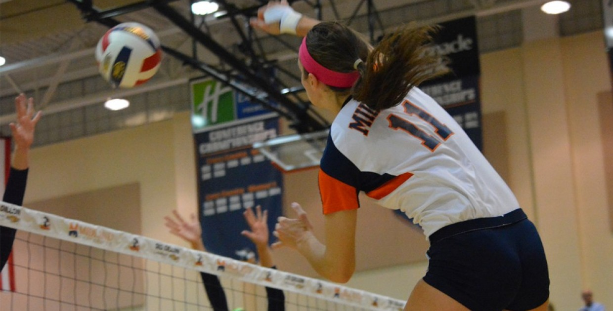 Photo for No. 6 Midland University knocks off No. 7 Georgetown, improves to 6-0