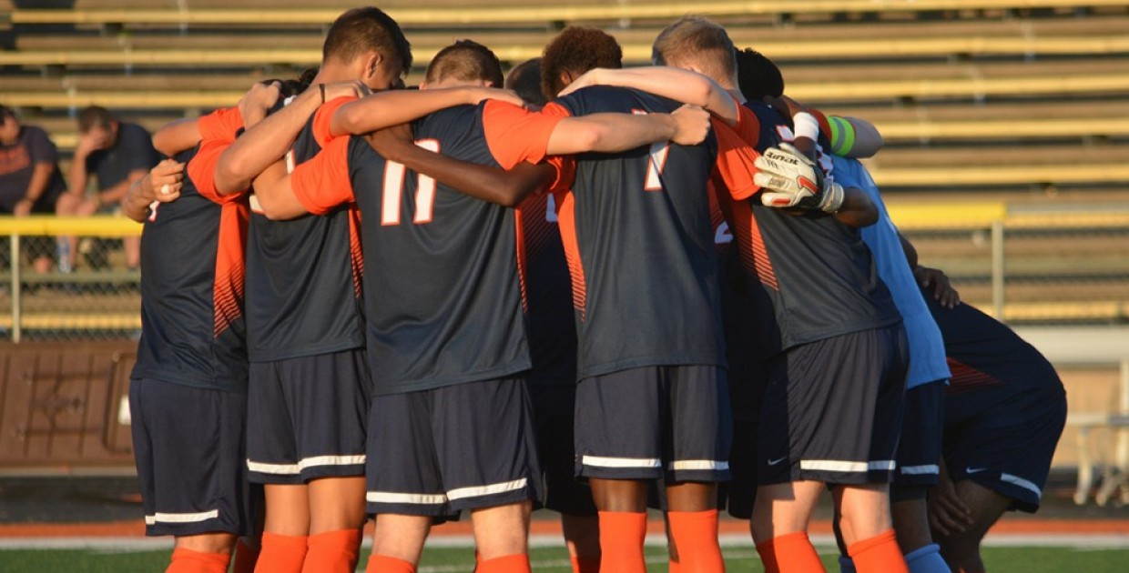 Photo for Veterans carry Midland soccer to season-opening win over Waldorf University