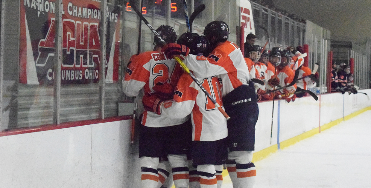 Photo for Midland University makes history with first win at ACHA National Championship