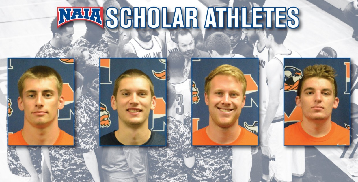 Photo for Four Warriors named 2017 NAIA Scholar-Athletes