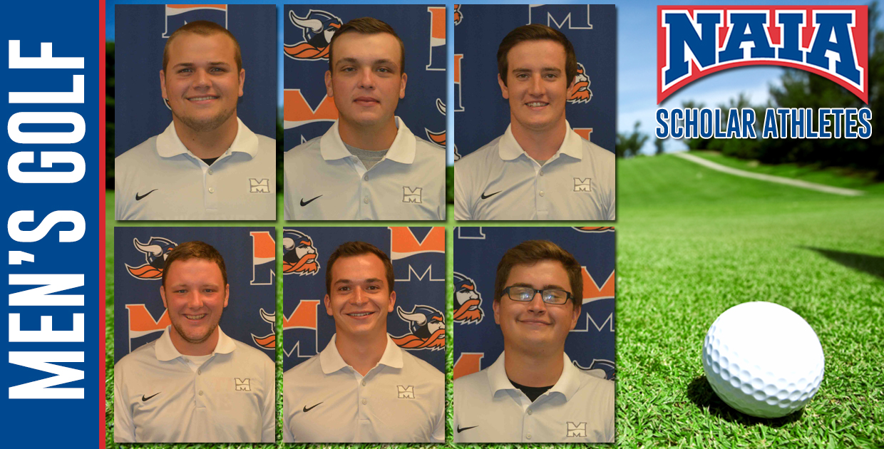 Photo for Midland University tops NAIA with six men's golf Scholar-Athletes