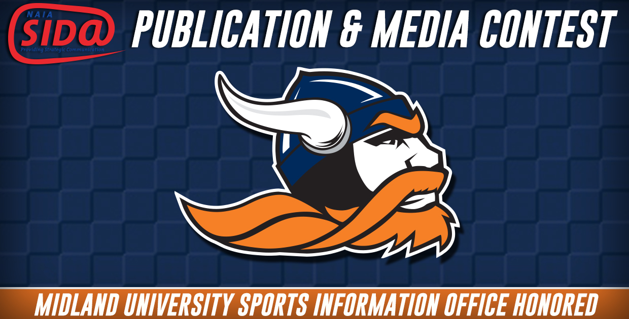 Photo for Midland Sports Information Department recognized for publication and media excellence