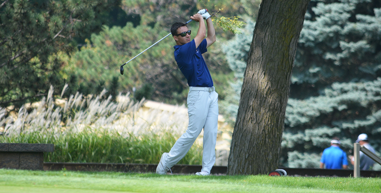 Photo for Warrior golf resumes spring play, places second at Evangel