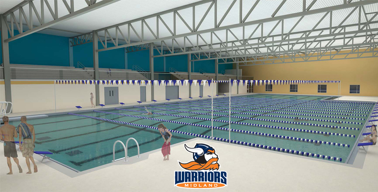 Photo for Dillon Family Aquatic Center set to open January 2018