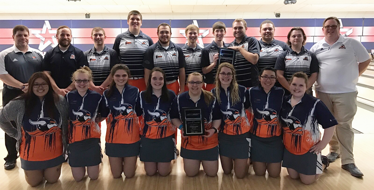 Photo for Warrior bowling teams qualify for USBC Nationals