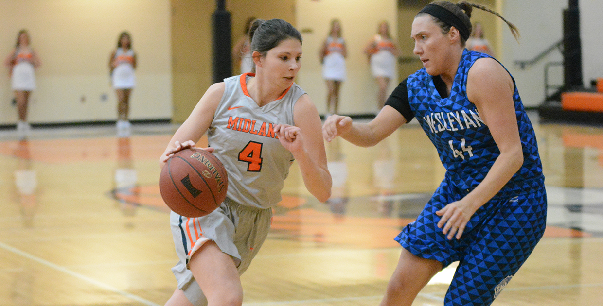 Photo for Lady Warriors' season ends in conference tournament