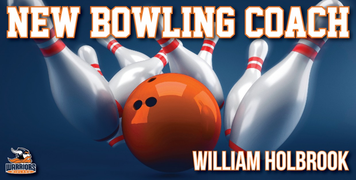 Photo for Midland University names William Holbrook head bowling coach