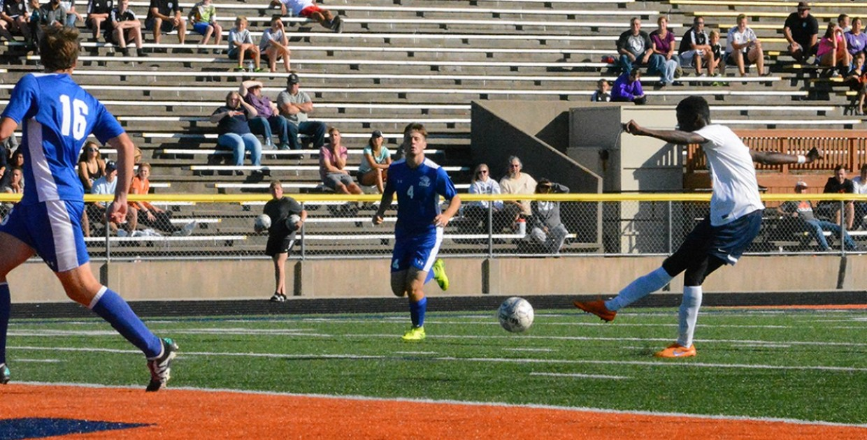 Photo for No. 23 Midland soccer showcases depth in 4-0 win at Briar Cliff