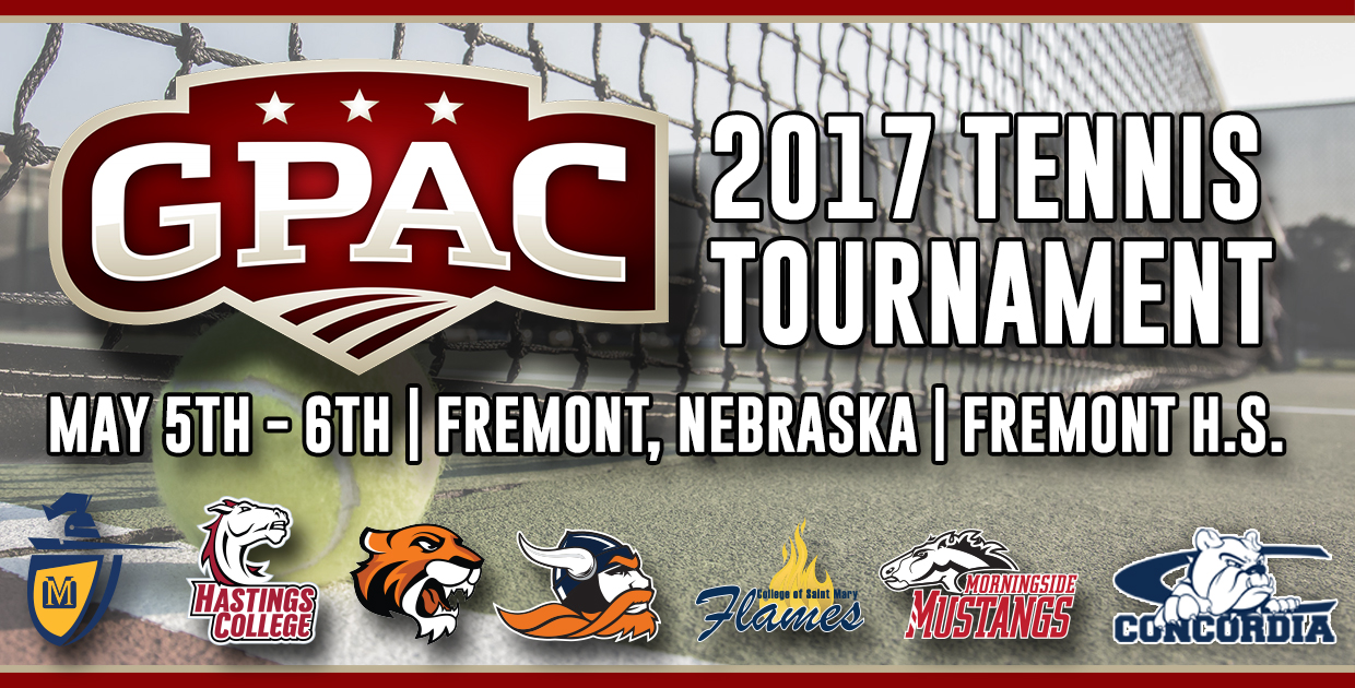 Photo for Midland set to host GPAC Tennis Championships May 5-6