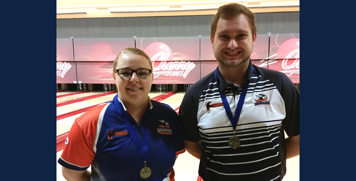 Photo for Hall and Pate Earn All-Tourney Honors at Crusader Open