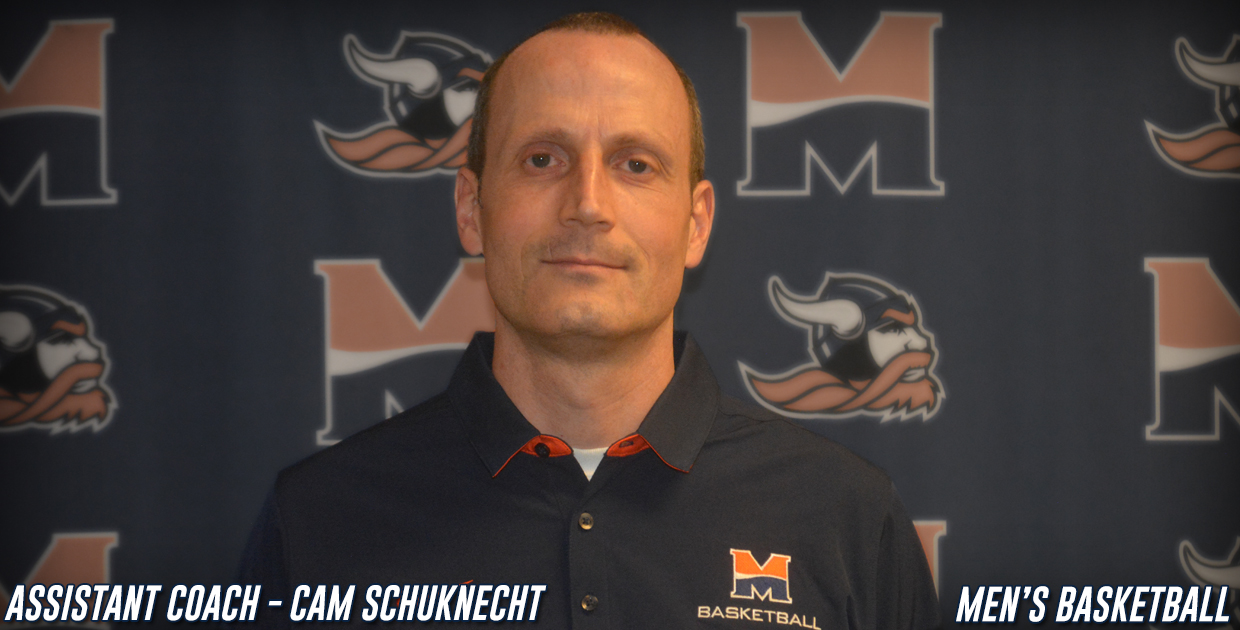 Photo for Cam Schuknecht named new Midland University men's basketball assistant coach