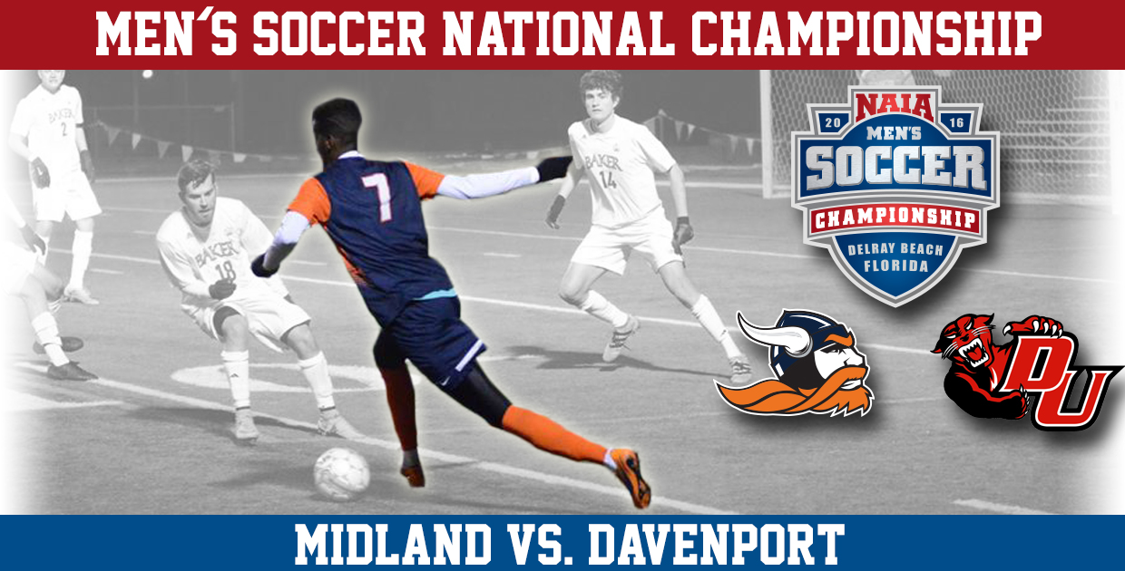 Photo for NAIA Men's Soccer National Championship Round of 16 Preview