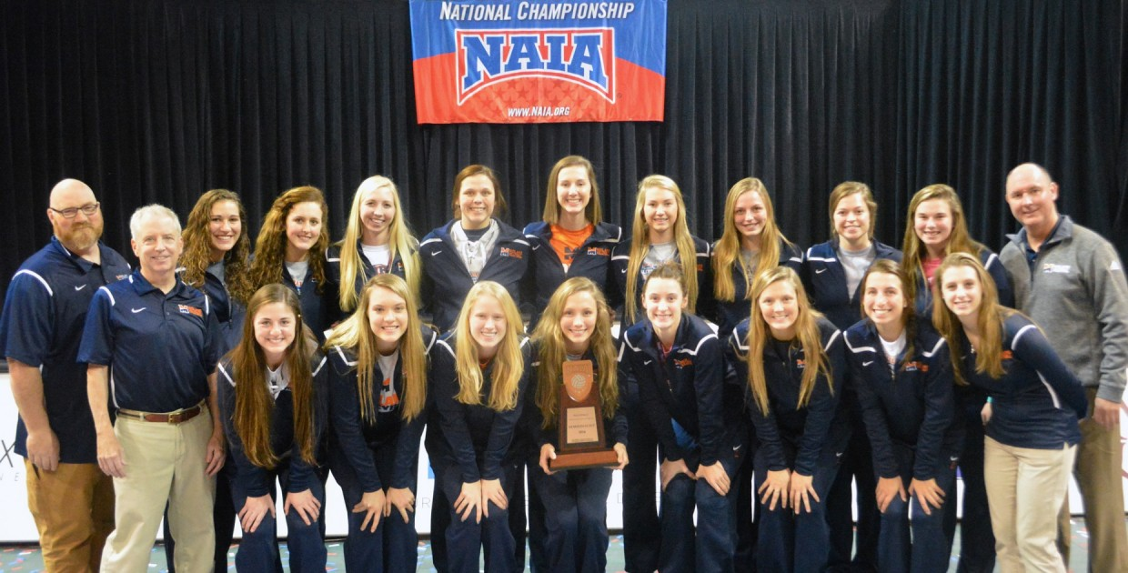 Photo for Midland University's historic season comes to an end in NAIA Volleyball Final Four