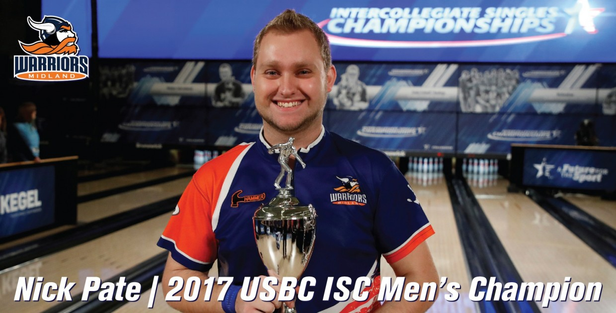 Photo for Pate wins individual title, women place third at USBC