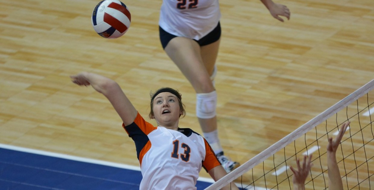 Photo for No. 6 Midland University makes statement on opening day, sweeps Great Falls and Vanguard