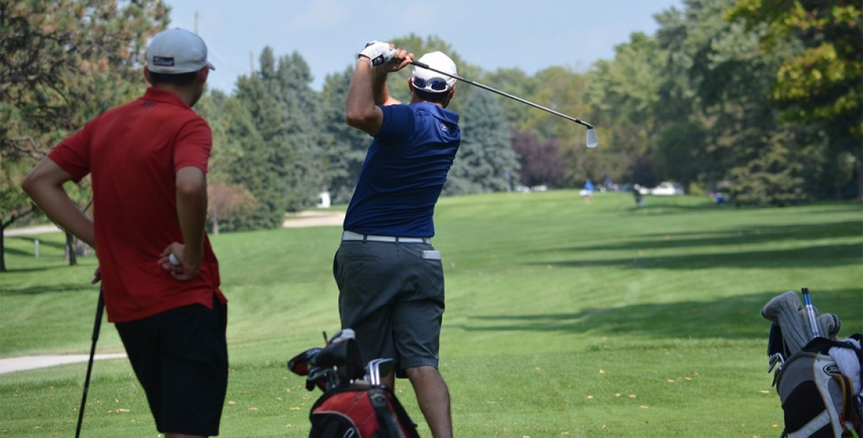 Photo for Warrior golf places fourth at Blue River Invite