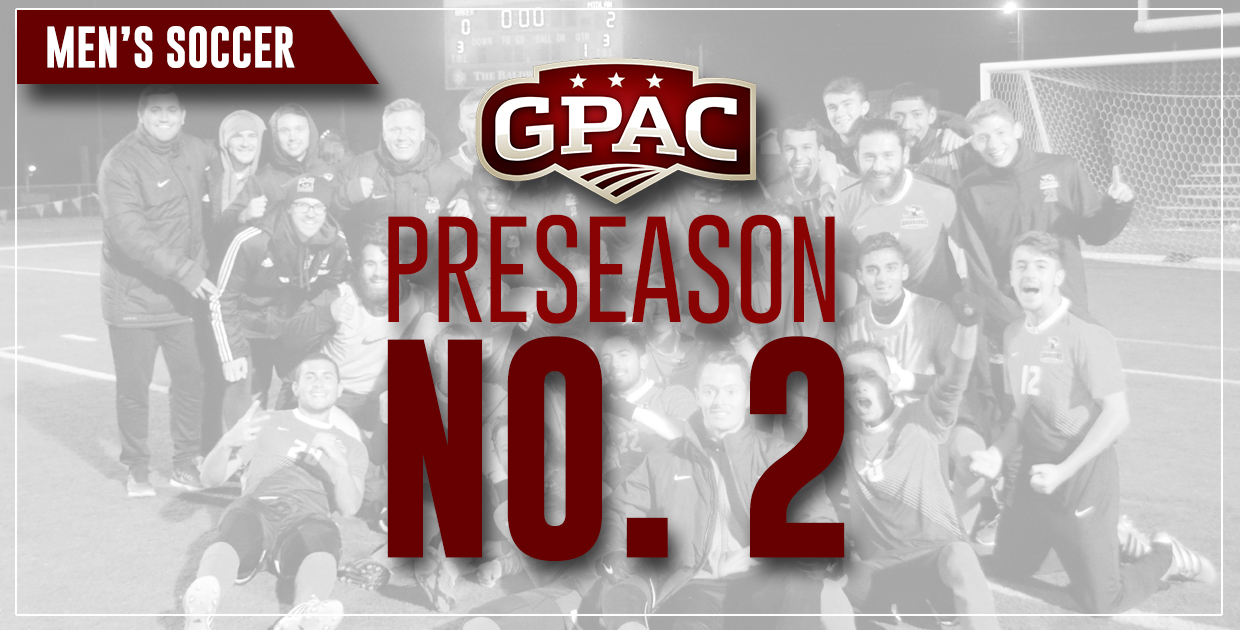 Photo for Warriors picked second in GPAC men's soccer preseason poll