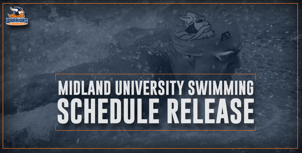 Photo for Midland University announces inaugural 2017-18 swim schedule