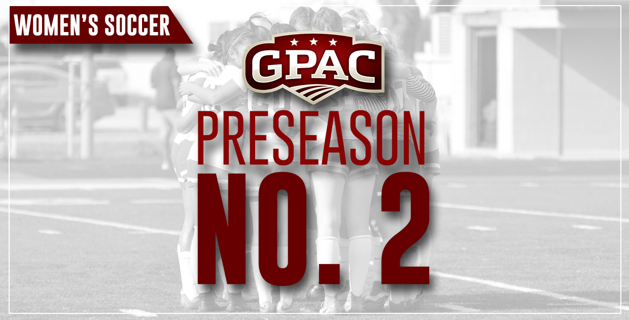 Photo for Lady Warriors tabbed second in 2017 GPAC soccer preseason poll